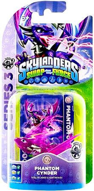 Skylanders Swap Force Cynder Figure Pack [Phantom]