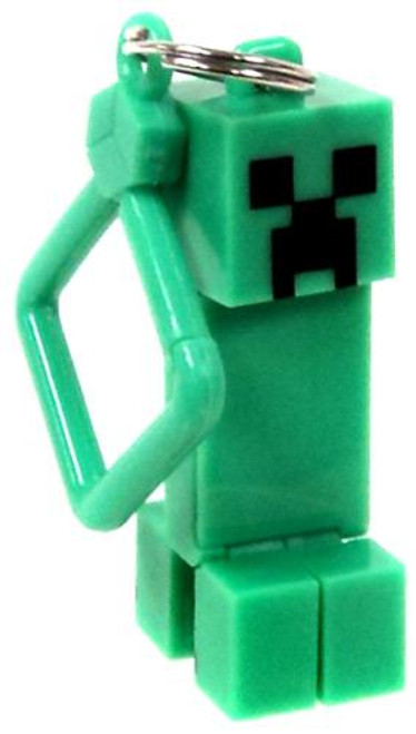 Minecraft Hangers Series 1 Creeper 3-Inch Keychain [Loose]