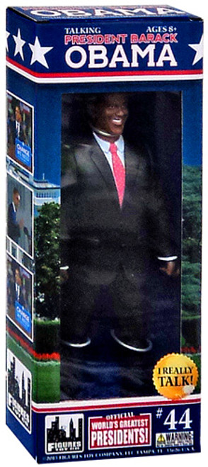 World's Greatest Presidents Barack Obama Action Figure #44