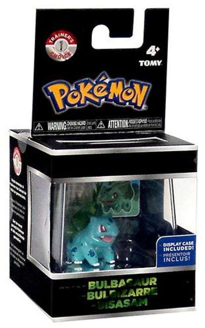 Pokemon Bulbasaur Trainer's Choice Mini Figure