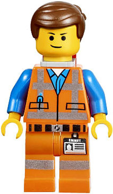 The LEGO Movie Loose Emmet Minifigure [Smirking]