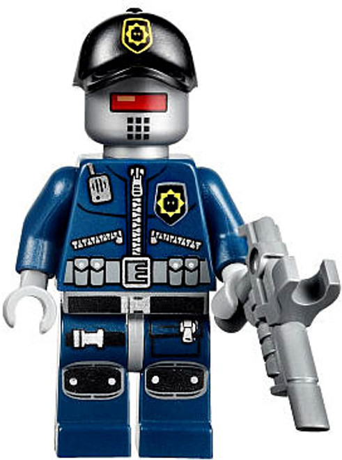 The LEGO Movie Loose Robo SWAT Minifigure [Baseball Cap]