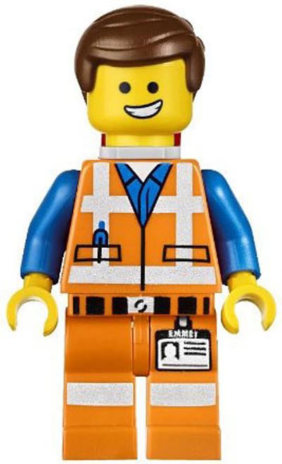 The LEGO Movie Loose Emmet Minifigure [Grinning]
