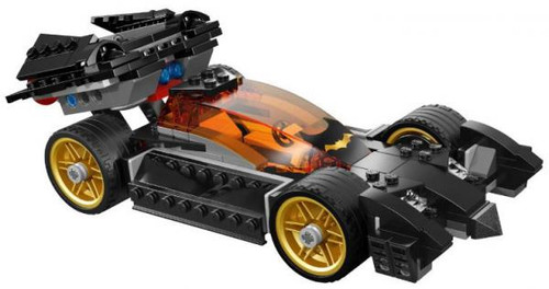 LEGO DC Universe Super Heroes Sleek Batmobile Loose Vehicle [Loose]