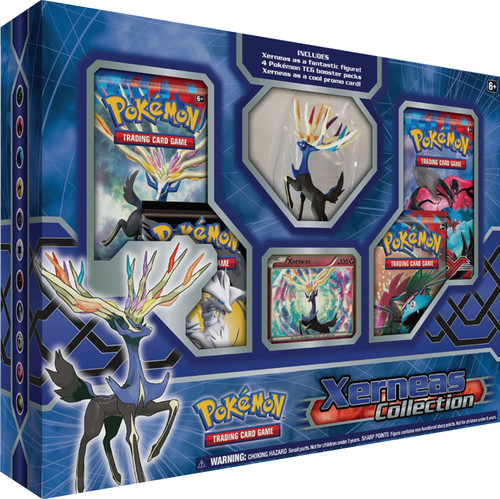 Pokemon X & Y Xerneas Collection