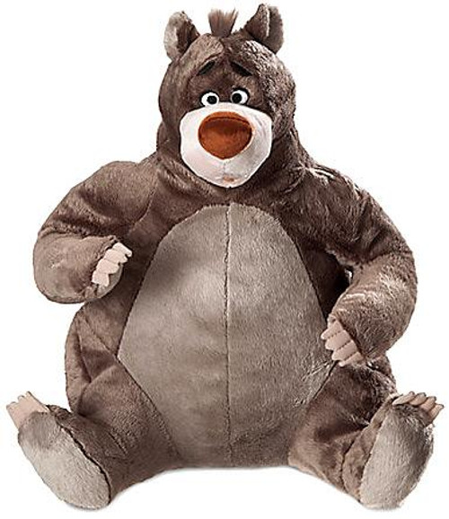 Disney The Jungle Book Baloo Exclusive 14-Inch Plush