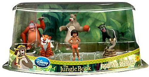Disney The Jungle Book Figurine Playset Exclusive