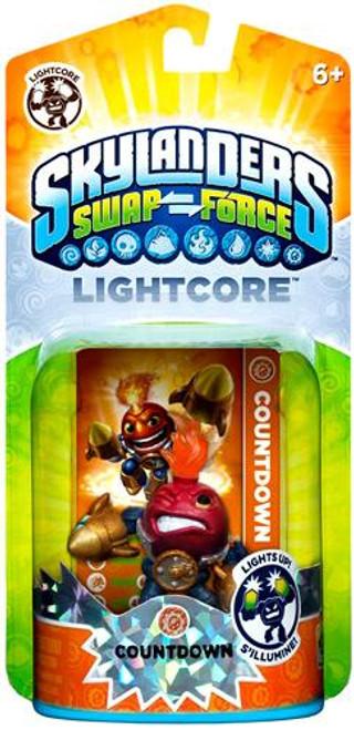 Skylanders Swap Force Lightcore Countdown Figure Pack