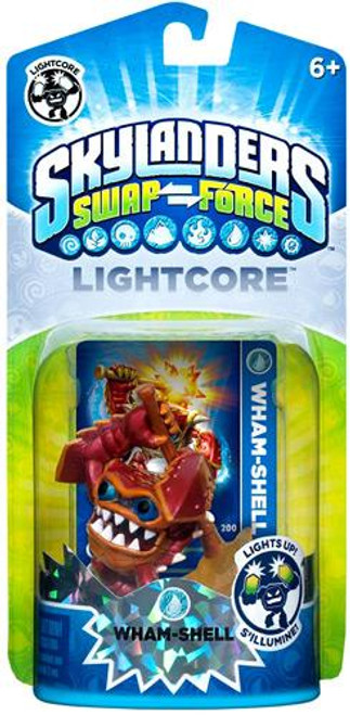 Skylanders Swap Force Lightcore Wham-Shell Figure Pack