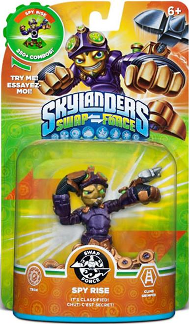 Skylanders Swap Force Swappable Spy Rise Figure Pack