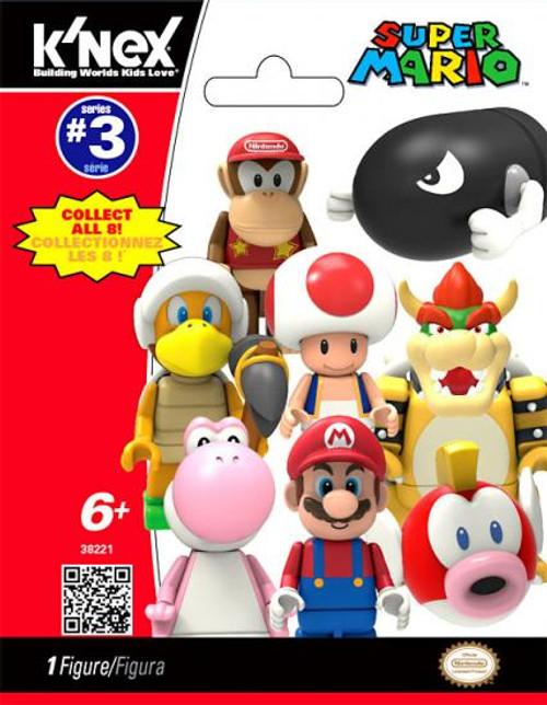 K'NEX Super Mario Series 3 Mystery Pack #38221