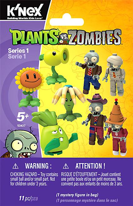 K'NEX Plants vs. Zombies Series 1 Mystery Pack #53437