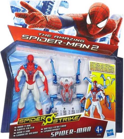 The Amazing Spider-Man 2 Spider Strike Iron Claw Spider-Man Action Figure
