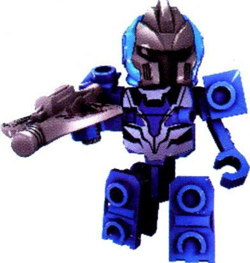 Tenkai Knights Loose Tenkai Trooper Minifigure [Blue Loose]