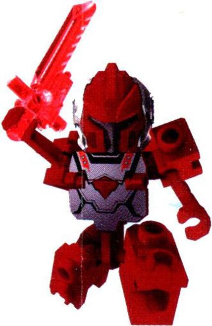 Tenkai Knights Loose Tenkai Troope Minifigure [Red Loose]