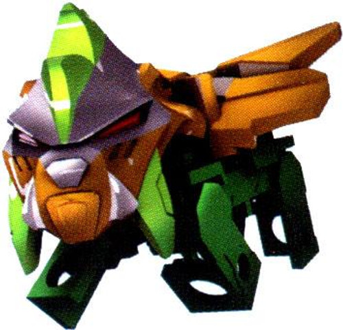 Tenkai Knights Loose Kindoh Quadrax Minifigure [Loose]