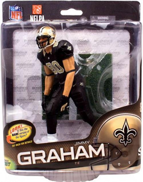 McFarlane Toys NFL New Orleans Saints Sports Picks Series 34 Jimmy Graham Action Figure