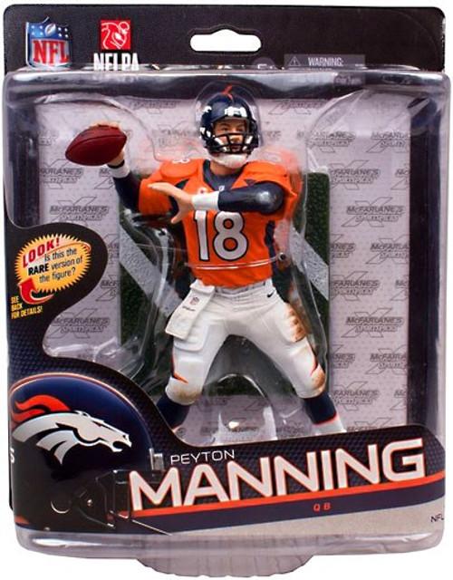 McFarlane Toys NFL Denver Broncos Sports Picks Series 34 Peyton Manning Action Figure