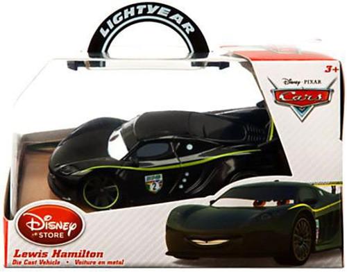 Disney Cars 1:43 Lightyear Lewis Hamilton Exclusive Diecast Car