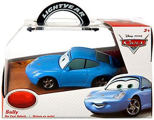 Disney Cars 1:43 Lightyear Sally Exclusive Diecast Car