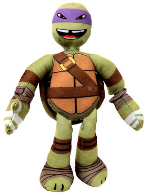 Teenage Mutant Ninja Turtles Nickelodeon Sling Shouts Donatello 10-Inch Plush