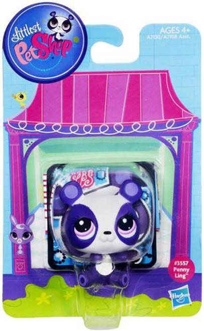 Littlest Pet Shop Bobble In Style Penny Ling Figure #3557