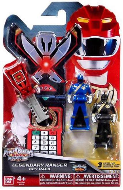 Power Rangers Super Megaforce Legendary Ranger Key Pack Roleplay Toy [Wild Force]