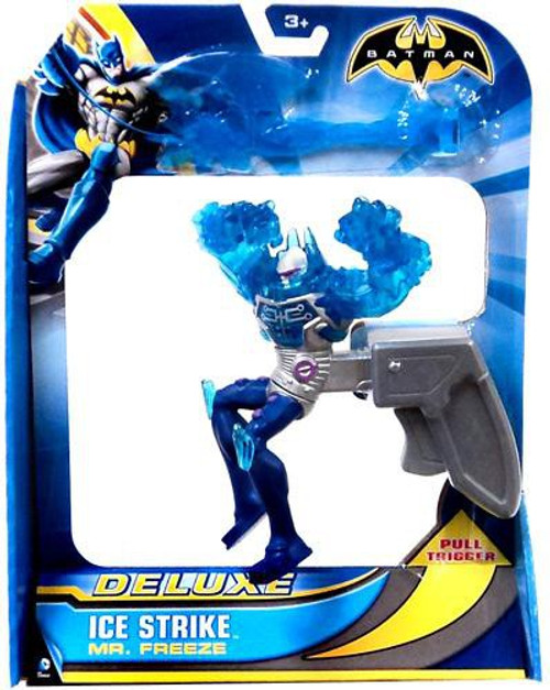 Batman Deluxe Mr. Freeze Action Figure [Ice Strike]