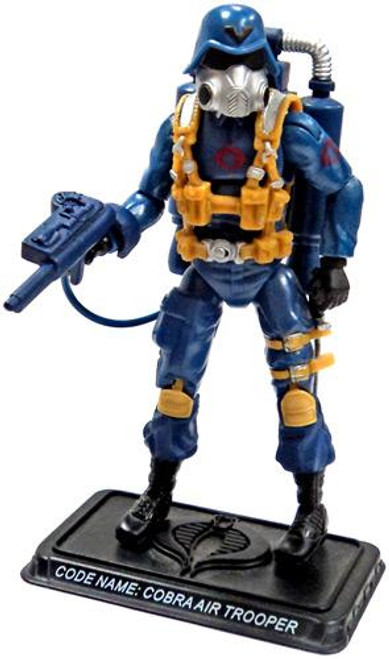 GI Joe Loose Cobra Air Trooper Action Figure [Loose]