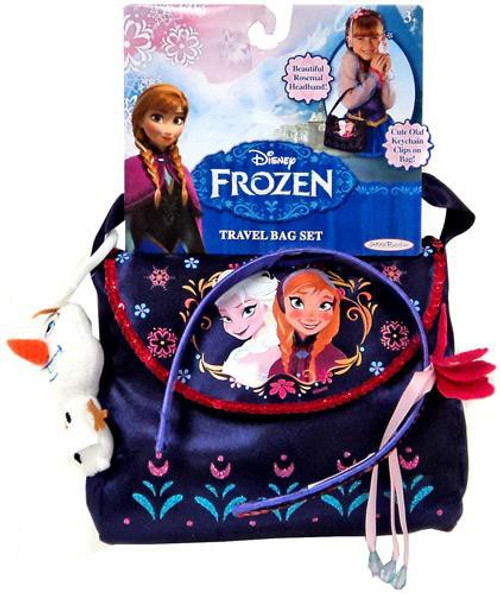 Disney Frozen Travel Bag Set