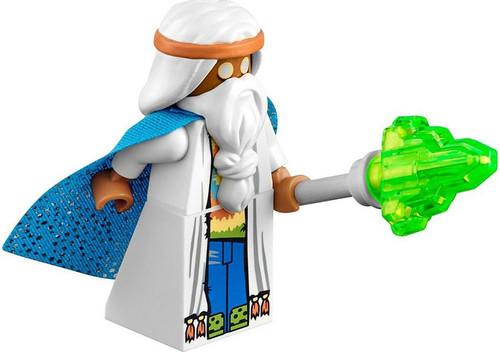 The LEGO Movie Loose Vitruvius Minifigure [Tie Dye]