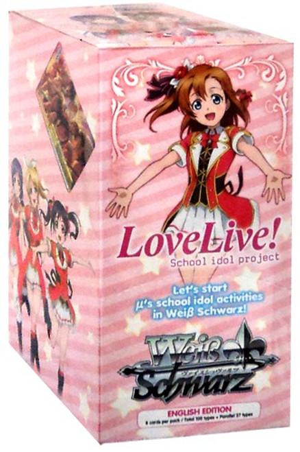 Weiss Schwarz Love Live! Booster Box [20 Packs]