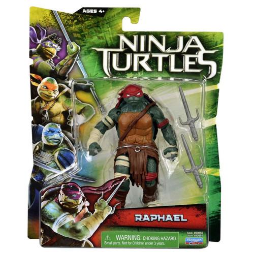 Teenage Mutant Ninja Turtles 2014 Movie Raphael Action Figure