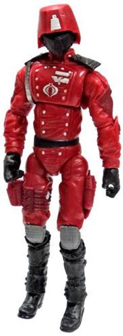 GI Joe Loose Cobra Crimson Guard Action Figure [Version 16 Loose]