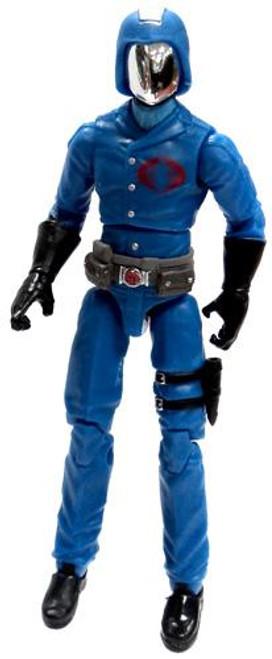 GI Joe Loose Cobra Commander Action Figure [Version 53 Loose]