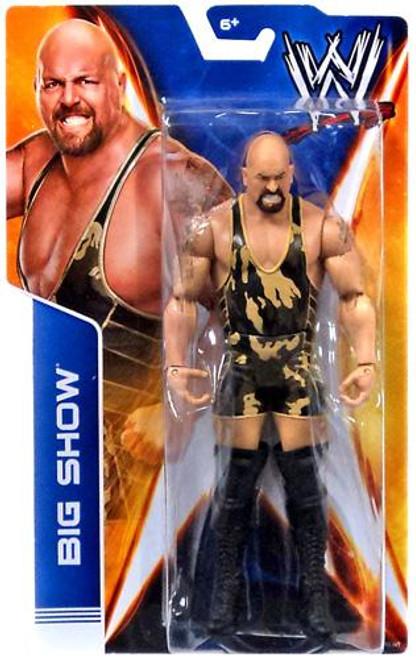 WWE Wrestling Signature Series 2014 Big Show Action Figure