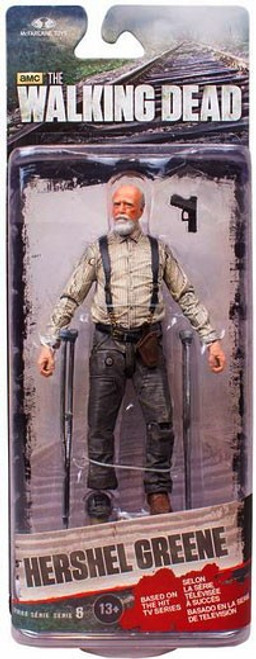 McFarlane Toys Walking Dead AMC TV Series 6 Hershel Greene Action Figure