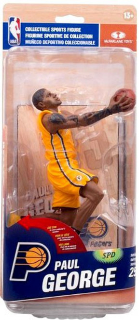 McFarlane Toys NBA Indiana Pacers Sports Picks Series 25 Paul George Action Figure