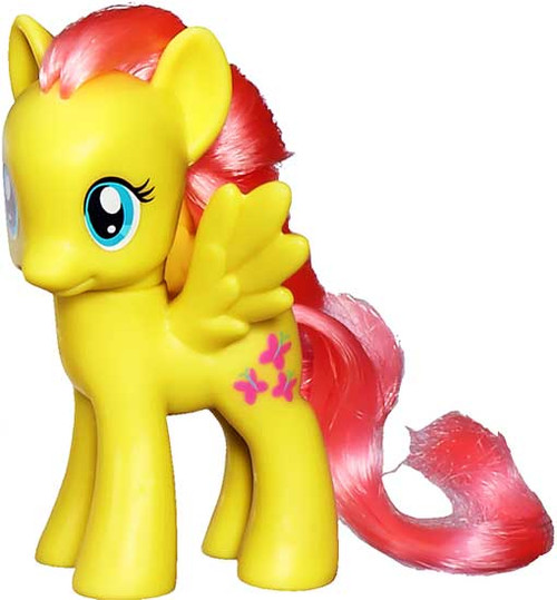 My Little Pony 3 Inch Loose Fluttershy Collectible Figure [Loose]