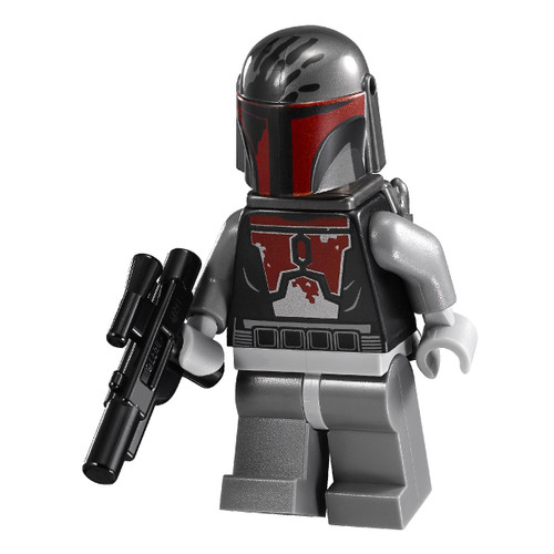 LEGO Star Wars Loose Mandalorian Super Commando Death Watch Minifigure [Loose]