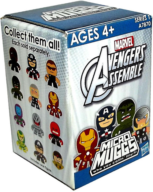 Marvel Micro Muggs Avengers Assmble Mystery Pack
