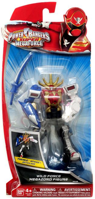 Power Rangers Super Megaforce Wild Force Megazord Action Figure
