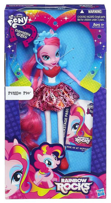 My Little Pony Equestria Girls Rainbow Rocks Basic Pinkie Pie 9-Inch Doll [Version 1]