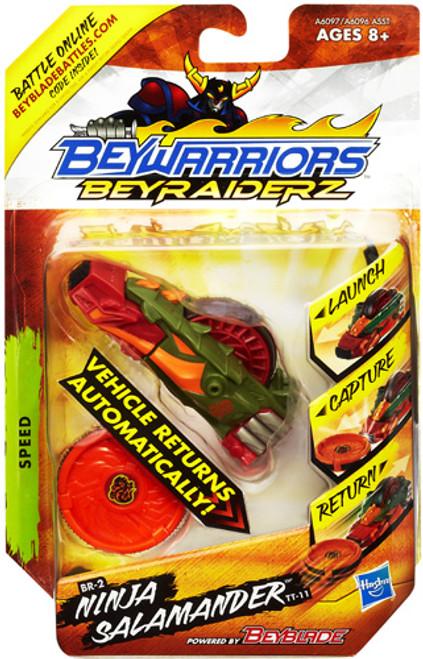 Beyblade Beyraiderz Ninja Salamander Starter Pack BR-2