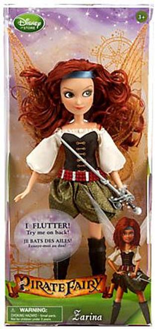 Disney Fairies Pirate Fairy Zarina Exclusive 10-Inch Doll