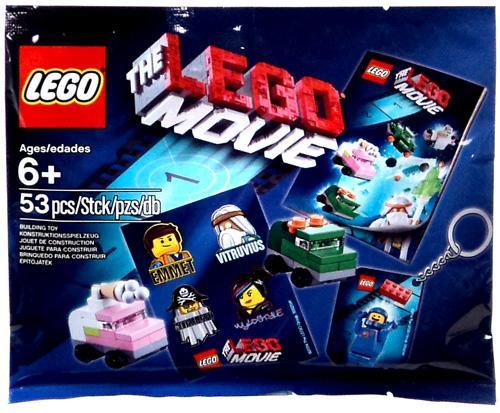 The LEGO Movie Promo Exclusive Mini Set #5002041 [Bagged]