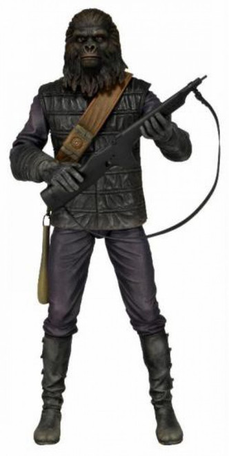 NECA Planet of the Apes Classic Series 1 Gorilla Soldier Action Figure