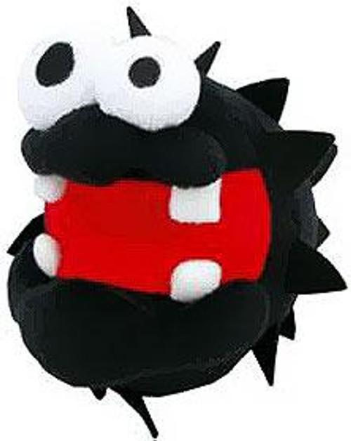 Super Mario Fuzzy 4-Inch Plush