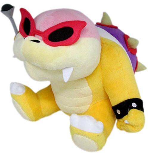 Super Mario Roy Koopa 6-Inch Plush