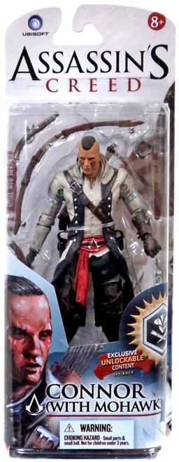 McFarlane Toys Assassin's Creed III Liberation Series 2 Connor Action Figure [With Mohawk]